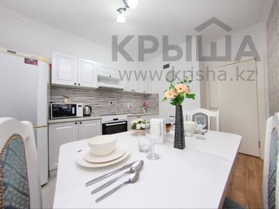 1-комнатная квартира, 42 м², 9/9 этаж посуточно, Абая 130 — Розыбакиева за 10 990 〒 в Алматы