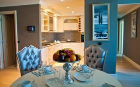 3-комнатная квартира, 130 м², 18/23 этаж помесячно, Туран за 500 000 〒 в Нур-Султане (Астана), Есиль р-н