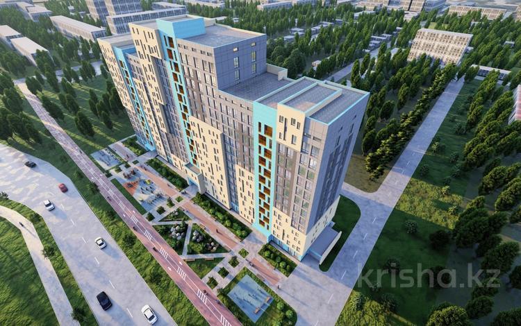 1-комнатная квартира, 43.4 м², 17/17 этаж, Розыбакиева 155 за ~ 14.3 млн 〒 в Алматы, Бостандыкский р-н