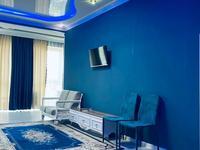 3-комнатная квартира, 130 м², 2/10 этаж посуточно, Жарокова 230 — Утепова за 23 000 〒 в Алматы, Бостандыкский р-н