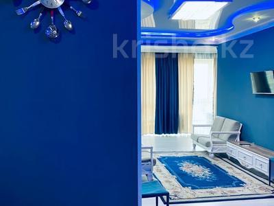3-комнатная квартира, 130 м², 2/10 этаж посуточно, Жарокова 230 — Утепова за 20 000 〒 в Алматы, Бостандыкский р-н