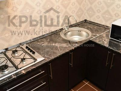 1-комнатная квартира, 35 м², 4/5 этаж посуточно, Ермекова 35 за 10 995 〒 в Караганде, Казыбек би р-н — фото 10