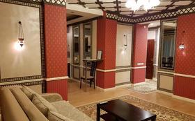 2-комнатная квартира, 90 м², 11 этаж посуточно, Достык 5 — Сауран за 16 000 〒 в Нур-Султане (Астана), Есиль р-н