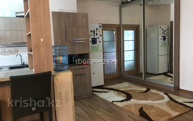 2-комнатная квартира, 75 м², 4/20 этаж посуточно, Брусиловского 163 — Шакарима за 12 000 〒 в Алматы, Алмалинский р-н