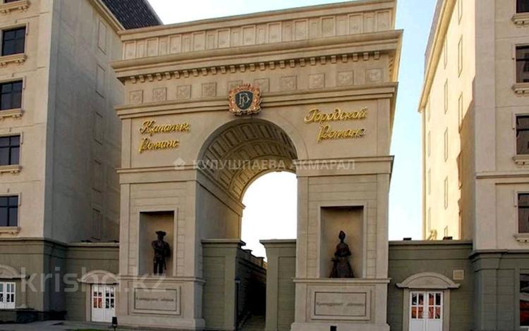 2-комнатная квартира, 70 м², 1/6 этаж на длительный срок, Калдаякова за 150 000 〒 в Нур-Султане (Астане), Есильский р-н