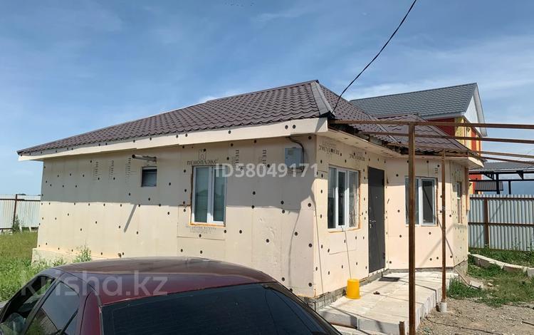 3-комнатный дом, 67 м², 4 сот., 23 за 14 млн 〒 в Жана куате