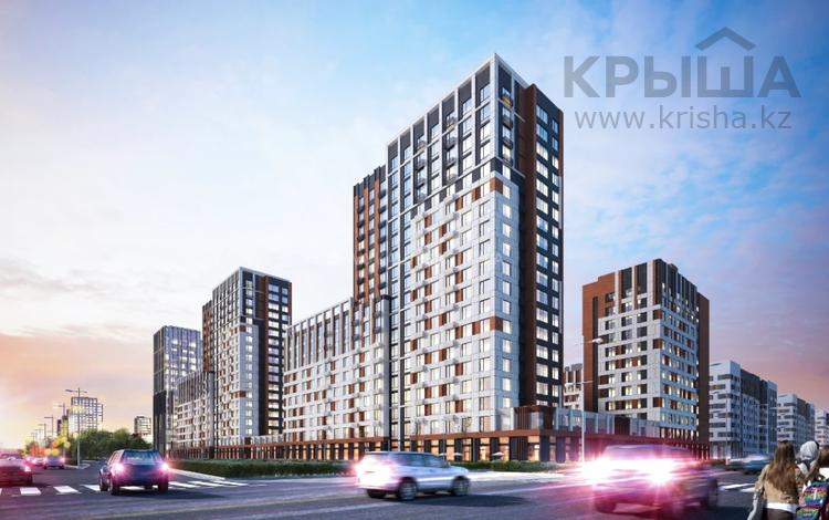 2-комнатная квартира, 66.93 м², 12/19 этаж, Туран за ~ 21.8 млн 〒 в Нур-Султане (Астана), Есиль р-н