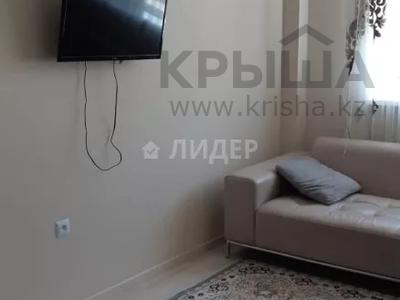 1-комнатная квартира, 45 м², 3/9 этаж помесячно, Туркестан 30 — проспект Мангилик Ел за 90 000 〒 в Нур-Султане (Астана), Есиль р-н