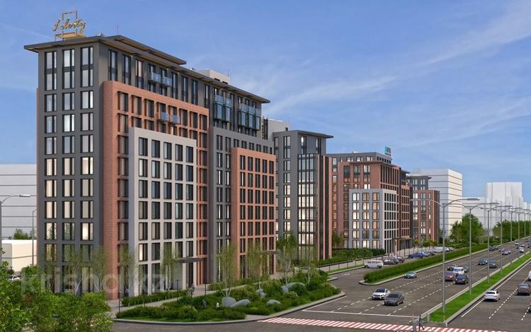 2-комнатная квартира, 79.82 м², Кайым Мухамедханова 11 за ~ 36.7 млн 〒 в Нур-Султане (Астане)