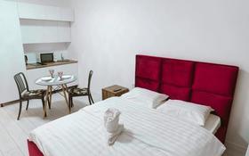 1-комнатная квартира, 19 м², 4/113 этаж посуточно, Сатпаева 90А за 11 500 〒 в Алматы, Бостандыкский р-н