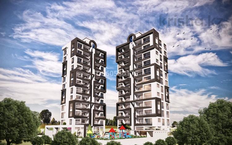 3-комнатная квартира, 75 м², 11/11 этаж, Искеле за 3 млн 〒