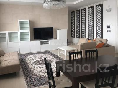 4-комнатная квартира, 162 м², 21/31 этаж помесячно, Ахмета Байтурсынова 9 за 600 000 〒 в Нур-Султане (Астана), Алматы р-н — фото 3