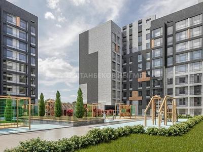 1-комнатная квартира, 37.32 м², 3/9 этаж, Коргалжынское шоссе 17 за ~ 10.5 млн 〒 в Нур-Султане (Астана), Есиль р-н