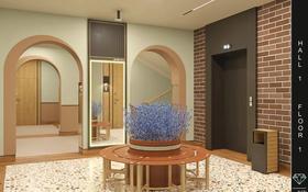 1-комнатная квартира, 50.38 м², Мангилик Ел — №496 за ~ 21.2 млн 〒 в Нур-Султане (Астана)