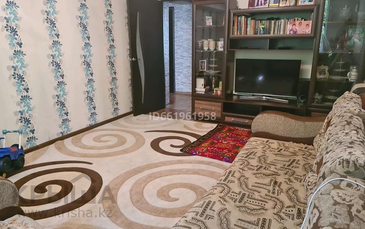 3-комнатная квартира, 69 м², 1/5 этаж, мкр Кулагер 25 за 35 млн 〒 в Алматы, Жетысуский р-н