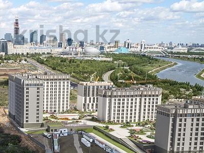 2-комнатная квартира, 49.7 м², 6/9 этаж, улица Ханов Керея и Жанибека — 38-я улица за ~ 18.9 млн 〒 в Нур-Султане (Астана), Есиль р-н
