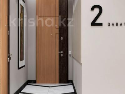 2-комнатная квартира, 49.7 м², 6/9 этаж, улица Ханов Керея и Жанибека — 38-я улица за ~ 18.9 млн 〒 в Нур-Султане (Астана), Есиль р-н — фото 7