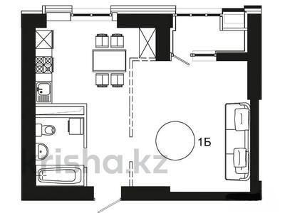 1-комнатная квартира, 38 м², 1/14 этаж, Макатаева — Муратбаева за 14.5 млн 〒 в Алматы, Алмалинский р-н — фото 8
