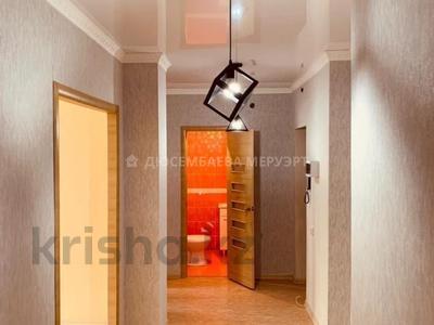 2-комнатная квартира, 66 м², 6/12 этаж, Кабанбай батыра за 23.8 млн 〒 в Нур-Султане (Астана), Есиль р-н — фото 3
