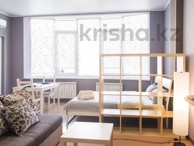 1-комнатная квартира, 37 м², 4/12 этаж посуточно, Кунаева 38 за 11 000 〒 в Шымкенте, Аль-Фарабийский р-н — фото 9