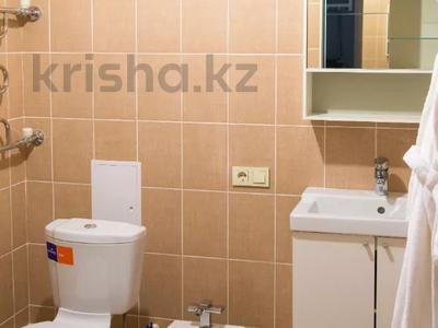 1-комнатная квартира, 37 м², 4/12 этаж посуточно, Кунаева 38 за 11 000 〒 в Шымкенте, Аль-Фарабийский р-н — фото 18