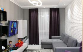 2-комнатная квартира, 60 м², 2/7 этаж помесячно, Кабанбай Батыра 58А за 170 000 〒 в Нур-Султане (Астана), Есиль р-н