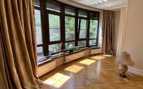 7-комнатная квартира, 350 м², 1/4 этаж, Керей Жанибек Хандар 29 — Аль-Фараби за 180 млн 〒 в Алматы, Медеуский р-н