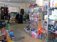 Магазин площадью 975 м²