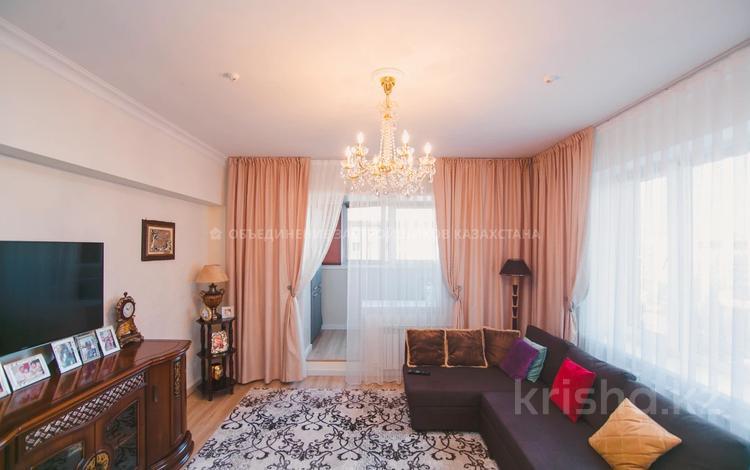 2-комнатная квартира, 76 м², 5/36 этаж, Кабанбай батыра 11 за 29 млн 〒 в Нур-Султане (Астана), Есиль р-н
