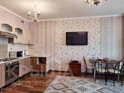 1-комнатная квартира, 60 м², 38/41 этаж посуточно, Достык 5/1 — Сауран за 10 000 〒 в Нур-Султане (Астана) — фото 15
