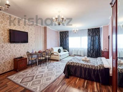 1-комнатная квартира, 60 м², 38/41 этаж посуточно, Достык 5/1 — Сауран за 10 000 〒 в Нур-Султане (Астана) — фото 4