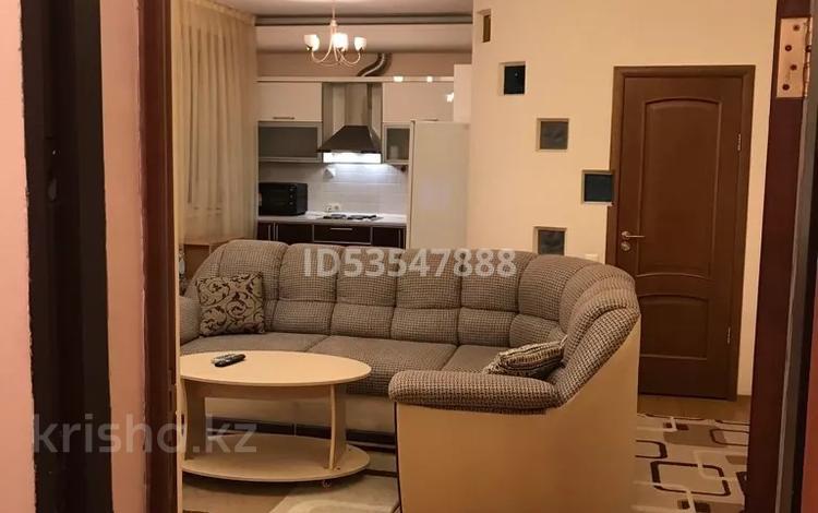 2-комнатная квартира, 50 м², 8/13 этаж помесячно, Кунаева 14/1 за 180 000 〒 в Нур-Султане (Астана), Есиль р-н