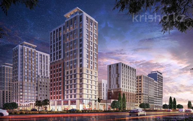 2-комнатная квартира, 58.48 м², ул. E-10 (район ТРЦ Хан-Шатыр) за ~ 20.5 млн 〒 в Нур-Султане (Астане)