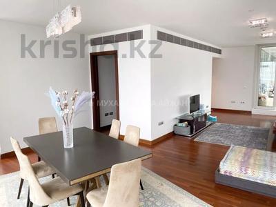 4-комнатная квартира, 170 м², 14/21 этаж, Аль-фараби 77/3 за 250 млн 〒 в Алматы, Бостандыкский р-н