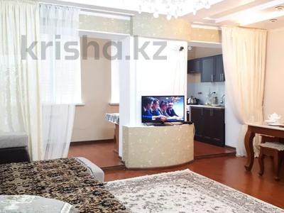 1-комнатная квартира, 45 м², 4/5 этаж посуточно, Айтиева 8 — Айтиева за 9 000 〒 в Таразе
