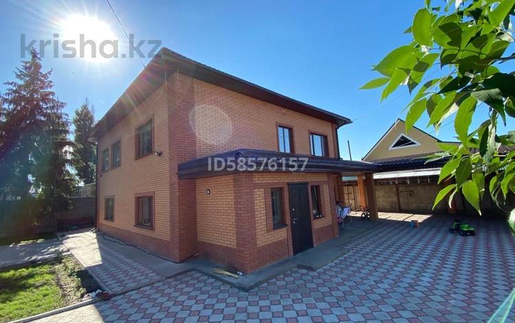 6-комнатный дом, 200 м², 8 сот., Абылай хана за 70 млн 〒 в Талдыкоргане