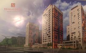 1-комнатная квартира, 56.4 м², 6/16 этаж, Абая — Брусиловского за 23.8 млн 〒 в Алматы, Бостандыкский р-н