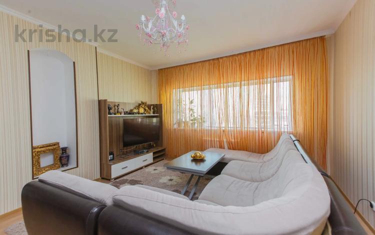 4-комнатная квартира, 132 м², 34/36 этаж, Достык 5 за 40 млн 〒 в Нур-Султане (Астана), Есиль р-н