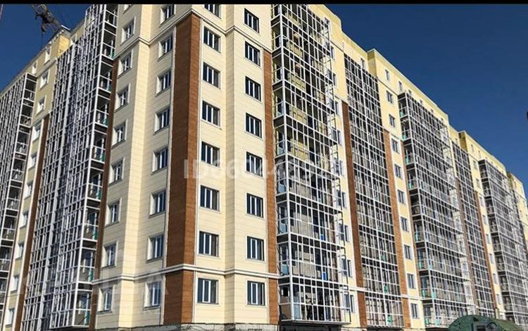 1-комнатная квартира, 39.9 м², 5/10 этаж, Кургальджинское за 11.5 млн 〒 в Нур-Султане (Астана)