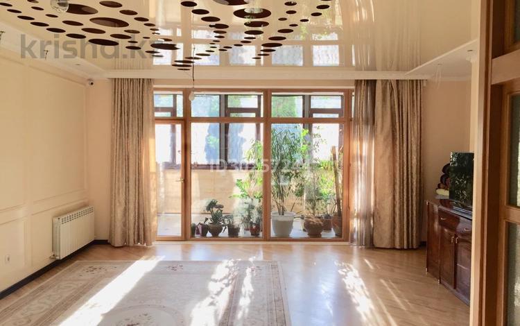 4-комнатная квартира, 190 м², 1/6 этаж, Микрорайон Баганашыл 26 за 100 млн 〒 в Алматы