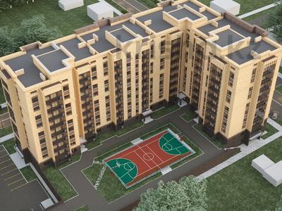 2-комнатная квартира, 50.18 м², Наурызбая батыра 137 — Потанина за ~ 13.3 млн 〒 в Кокшетау