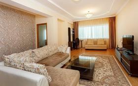 3-комнатная квартира, 130 м², 37 этаж посуточно, Достык 5/1 за 18 000 〒 в Нур-Султане (Астана), Есиль р-н