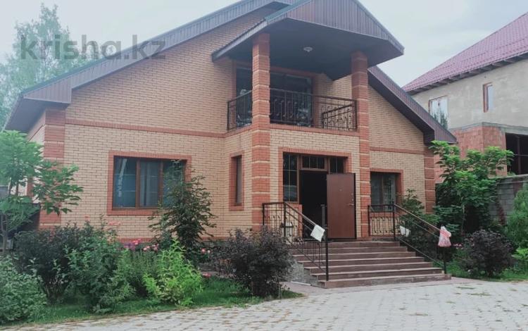 5-комнатный дом, 359 м², 12 сот., Айболит 2 — Жандосова за 129 млн 〒 в Алматы, Наурызбайский р-н