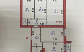 4-комнатная квартира, 133.5 м², 9/9 этаж, Сьянова 65 за ~ 37.4 млн 〒 в Костанае
