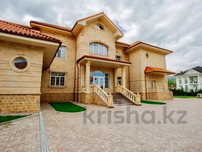 8-комнатный дом, 1100 м², 30 сот., Дулати Мухаммеда Хайдар (Безымянная) за 636.9 млн 〒 в Алматы, Бостандыкский р-н — фото 11