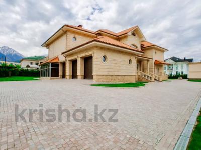 8-комнатный дом, 1100 м², 30 сот., Дулати Мухаммеда Хайдар (Безымянная) за 636.9 млн 〒 в Алматы, Бостандыкский р-н — фото 2