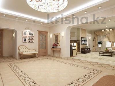 8-комнатный дом, 1100 м², 30 сот., Дулати Мухаммеда Хайдар (Безымянная) за 636.9 млн 〒 в Алматы, Бостандыкский р-н — фото 7