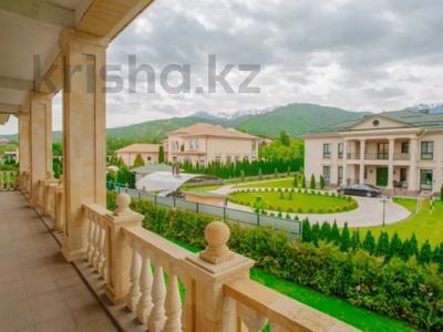 8-комнатный дом, 1100 м², 30 сот., Дулати Мухаммеда Хайдар (Безымянная) за 636.9 млн 〒 в Алматы, Бостандыкский р-н — фото 8
