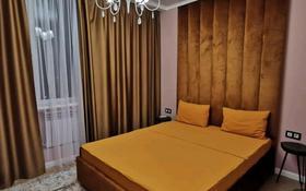 1-комнатная квартира, 54 м², 4/5 этаж посуточно, 12 мкр 30 за 7 000 〒 в Актобе, мкр 12