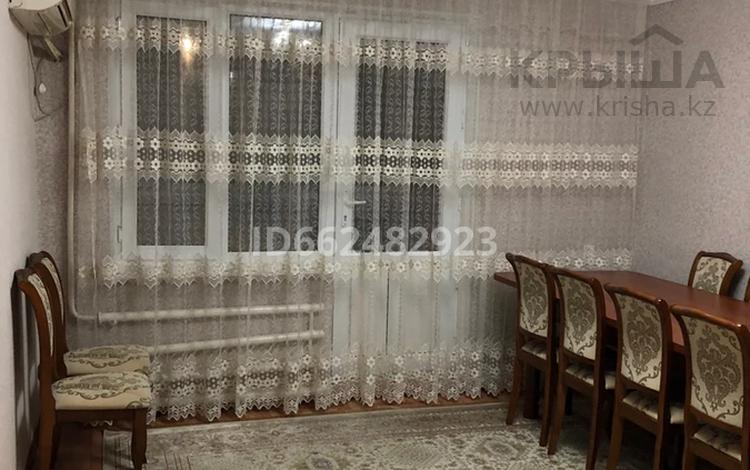 4-комнатная квартира, 79 м², 2/4 этаж, Сатпаева 15 за 15 млн 〒 в Таразе